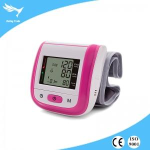 Europe style for Hospital Emergency Crash Cart - Wrist blood pressure monitor (YRT-BPW1) – Yangruting