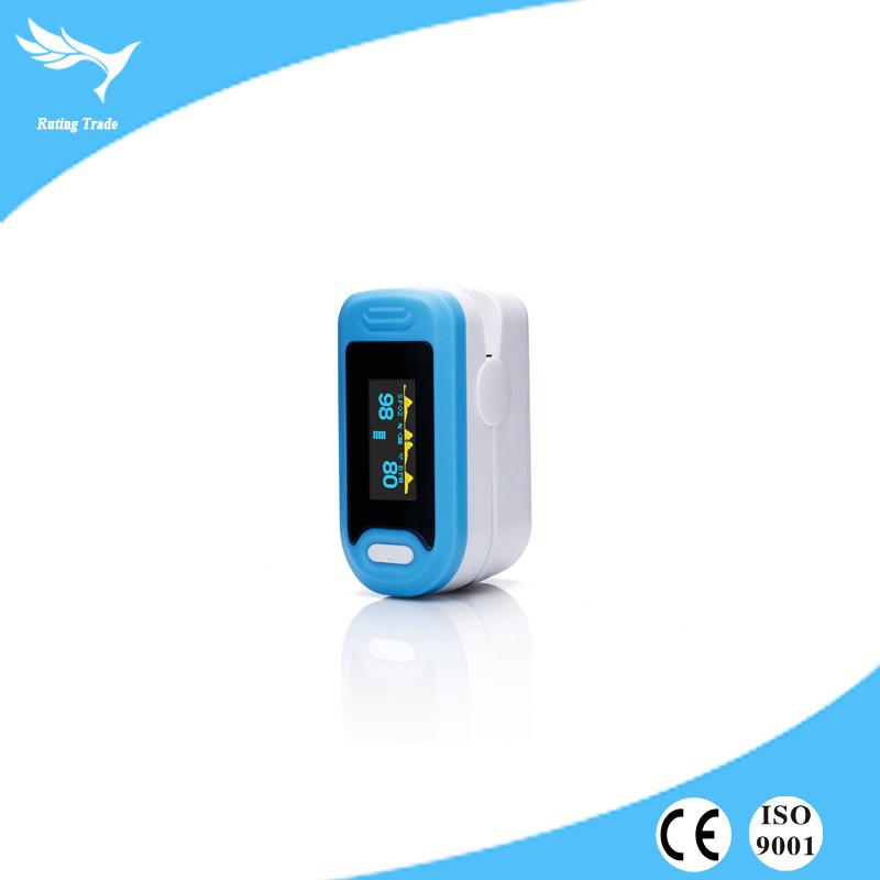 factory customized Emergency Equipment For Hospital - Fingertip pulse oximeter (YRT-FPO-6)   – Yangruting detail pictures